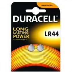 Duracell Plus Alkaline LR44 1,5V Blister 2 pezzi