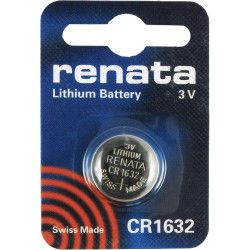 Batteria al Litio Renata CR1632 3V Blister singolo