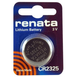 Batteria al Litio Renata CR2325 3V Blister singolo