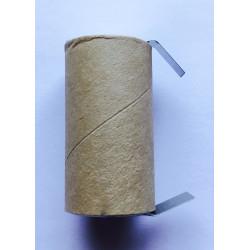 Batteria ricaricabile SANYO/PANASONIC Ni-Mh Sub C 1,2V 2,5Ah cartonata