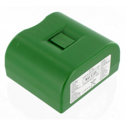 Batteria al Litio BATSECUR, BAT23 7,2V 18Ah compatibile LOGISTY, DAITEM
