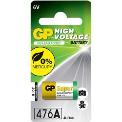 Batteria alcalina GP476 GP BATTERIES 6V blister singolo 4LR44