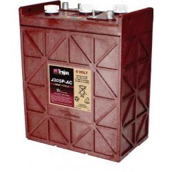 TROJAN J305P AC 6V 330Ah (C20) Batteria al Piombo per uso ciclico J305P AC, Terminali tipo 6
