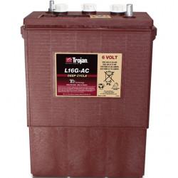 TROJAN L16G AC 6V 390Ah (C20) Batteria al Piombo per uso ciclico L16G AC , Terminali tipo 6