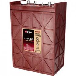 TROJAN L16P AC 6V 420Ah (C20) Batteria al Piombo per uso ciclico L16P AC , Terminali tipo 5