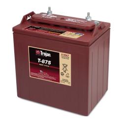 TROJAN T875 GOLF 8V 170Ah (C20) Batteria al Piombo per uso ciclico T875 , Terminali tipo 1,2