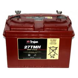 TROJAN 27 TMH 12V 115Ah (C20) Batteria al Piombo per uso ciclico 27 TMH, Terminali tipo 5,7,8,9