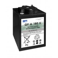 SONNENSCHEIN GF 06-180V 6V 180Ah (C5) 200Ah (C20) Batteria al GEL trazione leggera