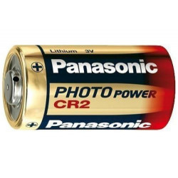 PANASONIC CR2 3V 0,85Ah Batteria la Litio blister singolo