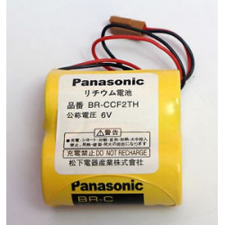 PANASONIC BR-CCF2TH 6V 5000mAh per apparecchiature FANUC