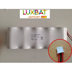 ABB DOMUS TECH 5LSH20 14,4V+3,6V 13Ah Pacco batteria al Litio