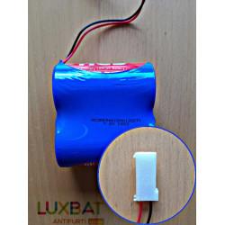 SECURITY CA' 2ER34615M 7.2V 14Ah Pacco Batteria SAFT al Litio