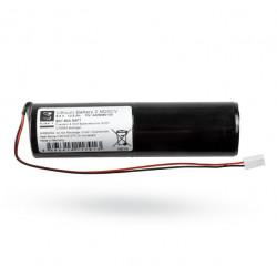 BAT-80A JABLOTRON 6V 12,5Ah SAFT M20-2S Batteria al litio compatibile JABLOTRON