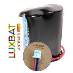 TELEPASS 2CR17450 6,0V 2,2Ah HCB Batteria al litio per TELEPASS