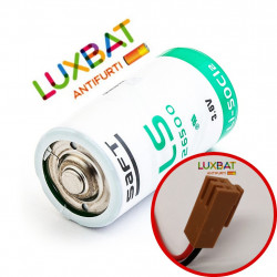 LS26500 3,6V 7,7Ah SAFT Batteria al Litio per PLC-CNC controllo numerico