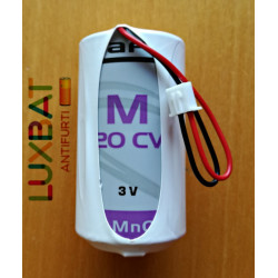 Pyronix Enforcer Deltabell M20CV 3V 12,5Ah Batteria al Litio CR34615