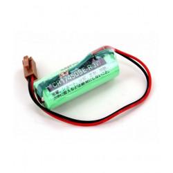 KOMO 100722-00 CR17450SE-R 3V 2,5Ah Batteria Litio FDK formato 4/5A compatibile con PLC-CNC KOMO
