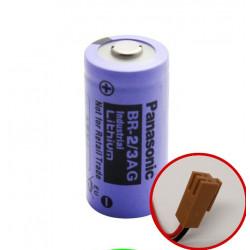 BR-2/3AG 3V 1,45Ah Batteria al Litio compatibile con PLC-CNC SCHNEIDER