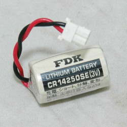 ALLEN BRADLEY 1763-BA CR14250 3V 0,85Ah FDK Batteria Litio per PLC-CNC