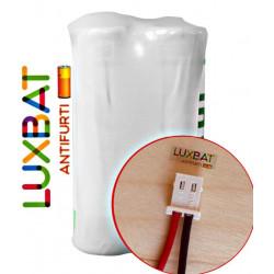 TEKNOX PI03KB 2ER14505 3,6V 5Ah Batteria al Litio HCB compatibile TEKNOX
