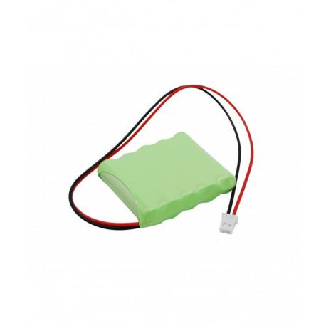HONEYWELL 5800RP WIRELESS GP80AAAH5BMX 6V 0.8Ah Batteria Ricaricabile Ni-Mh