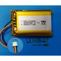 KAYO KPL103450 3,7V 2000mAh Batteria Li-Ion Polimeri Ricaricabile con Molex