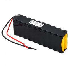 Batteria Ricaricabile Ni-Cd 24V 700mAh ARTS 20VRE AA per porte Automatiche RECORD SAGA EASY
