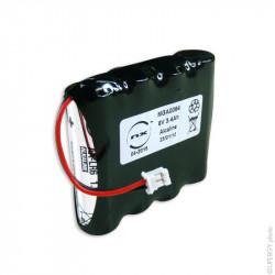 Batteria 6V 3,4Ah ENERGIZER per porte Automatiche SAFLOK A28110, 4x AA ENERGIZER