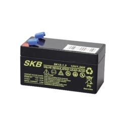 SK12-1,3 12V 1,3Ah SKB Batteria Ricaricabile al Piombo