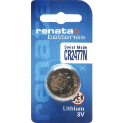 MILACRON 1672459430 CR2477N 3V RENATA Batteria al Litio